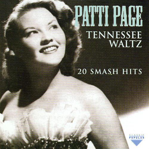 Patti Page Tennessee Waltz profile picture