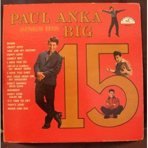 Paul Anka Put Your Head On My Shoulder profile picture