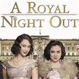 Download or print Outside The Palace (From 'A Royal Night Out') Sheet Music Notes by Paul Englishby for Piano