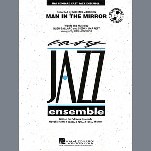 Paul Jennings Man In The Mirror - Alto Sax 2 profile picture