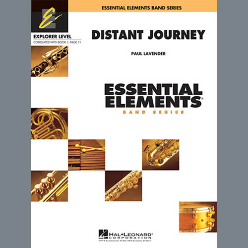 Paul Lavender Distant Journey - Eb Alto Clarinet profile picture