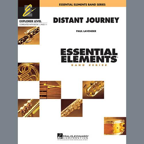 Paul Lavender Distant Journey - Eb Alto Saxophone profile picture