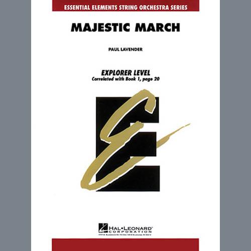 Paul Lavender Majestic March - Cello profile picture