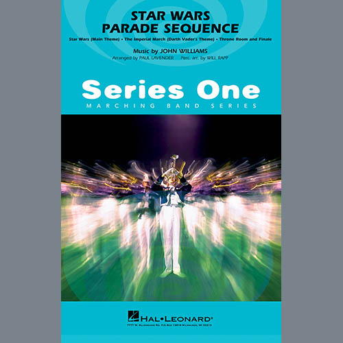 Paul Lavender Star Wars Parade Sequence - Bb Tenor Sax profile picture