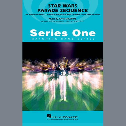 Paul Lavender Star Wars Parade Sequence - Eb Baritone Sax profile picture