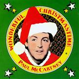 Download or print Wonderful Christmastime Sheet Music Notes by Paul McCartney for Piano
