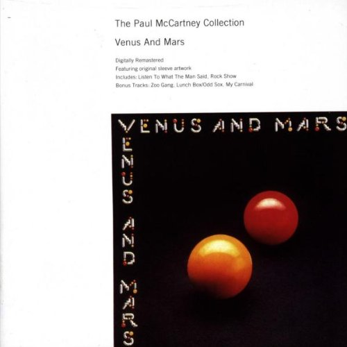 Paul McCartney & Wings Venus And Mars pictures