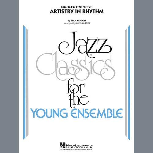 Paul Murtha Artistry in Rhythm - Baritone Sax pictures