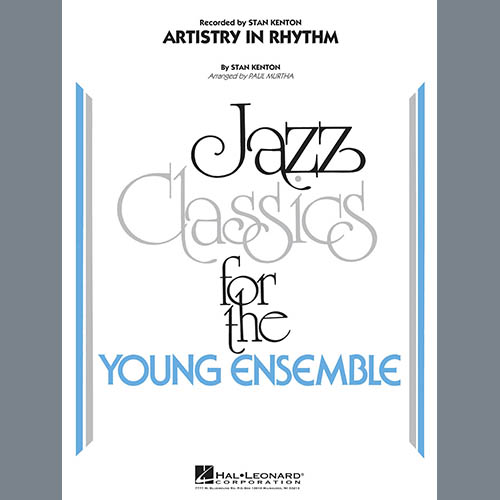 Paul Murtha Artistry in Rhythm - Tenor Sax 2 pictures