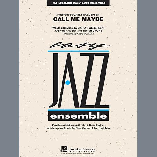 Paul Murtha Call Me Maybe - Trombone 1 pictures