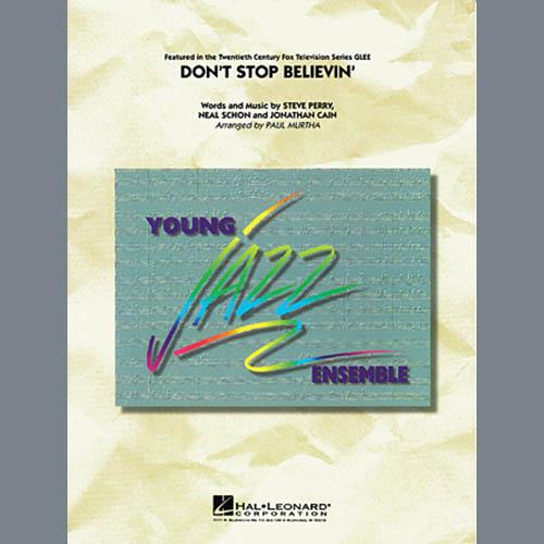 Paul Murtha Don't Stop Believin' - Trumpet 4 profile picture