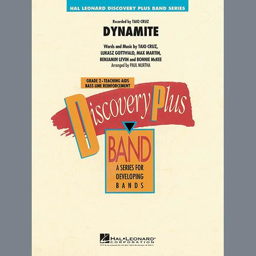 Paul Murtha Dynamite - Full Score profile picture