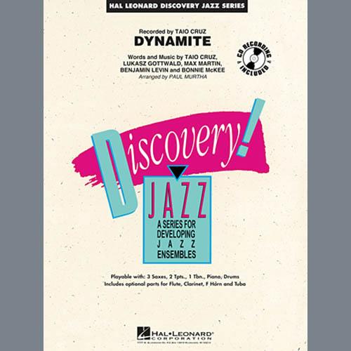 Paul Murtha Dynamite - Trombone 2 profile picture