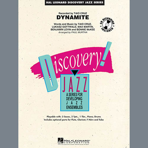 Paul Murtha Dynamite - Trumpet 1 profile picture