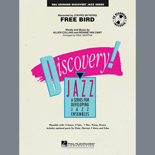 Paul Murtha Free Bird - Bb Clarinet 1 profile picture