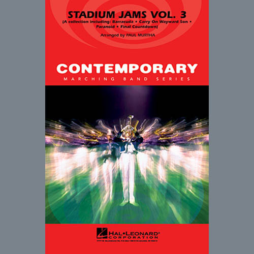 Paul Murtha Stadium Jams - Volume 3 - Bb Clarinet profile picture
