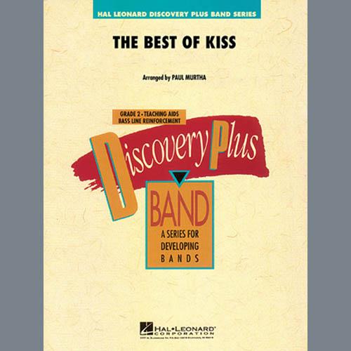 Paul Murtha The Best of Kiss - Eb Baritone Saxophone profile picture