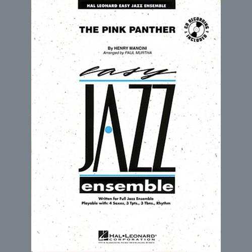 Paul Murtha The Pink Panther - Bb Clarinet 2 profile picture