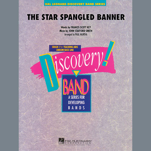 Paul Murtha The Star Spangled Banner - Percussion 1 profile picture