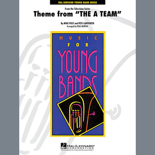 Paul Murtha Theme from The A-Team - Timpani profile picture
