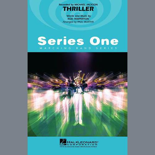 Paul Murtha Thriller - Full Score profile picture