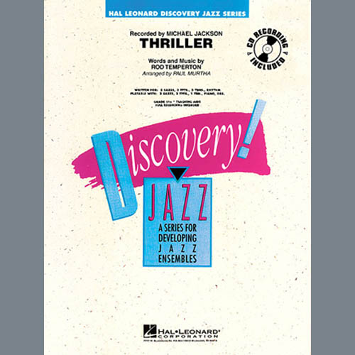Paul Murtha Thriller - Trombone 3 profile picture