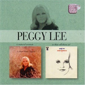 Peggy Lee I'm A Woman profile picture