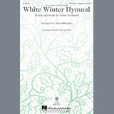 Download or print White Winter Hymnal (arr. Alan Billingsley) Sheet Music Notes by Pentatonix for SSAA
