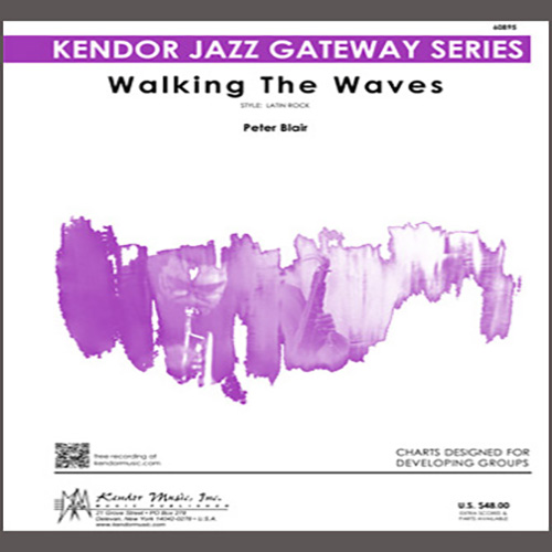 Peter Blair Walking The Waves - 2nd Bb Tenor Saxophone profile picture
