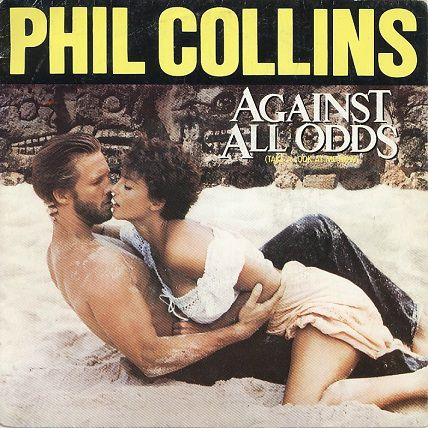 Phil Collins Against All Odds (Take A Look At Me Now) profile picture