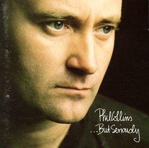 Phil Collins I Wish It Would Rain Down profile picture