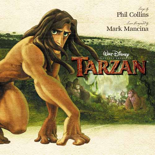 Phil Collins You'll Be In My Heart (from Walt Disney's Tarzan) profile picture