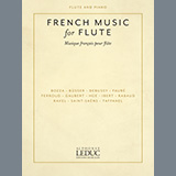 Download or print Nocturne Et Allegro Scherzando Sheet Music Notes by Philippe Gaubert for Flute and Piano