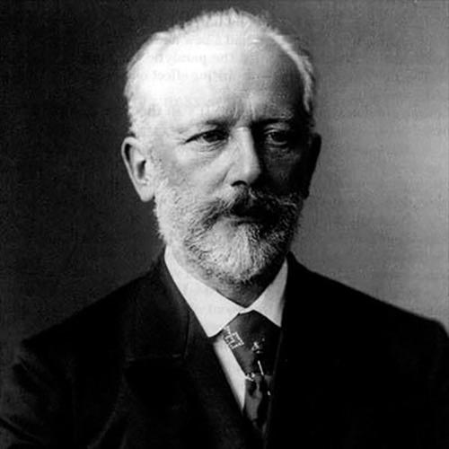 Pyotr Il'yich Tchaikovsky Feuillet d'album profile picture