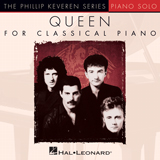 Download or print Flash's Theme (Flash) Sheet Music Notes by Queen for Piano