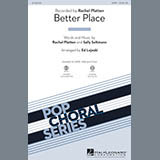 Download Ed Lojeski Better Place Sheet Music arranged for SATB - printable PDF music score including 9 page(s)