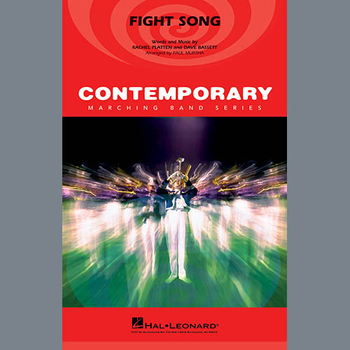 Rachel Platten Fight Song (arr. Paul Murtha) - Baritone T.C. profile picture
