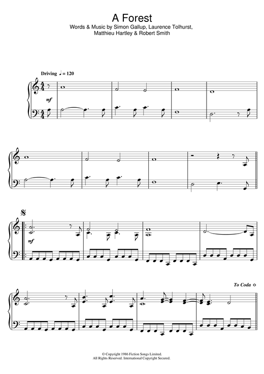 Download Ramin Djawadi 'A Forest (from Westworld)' Digital Sheet Music Notes & Chords and start playing in minutes