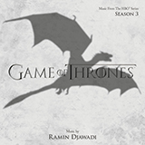 Download or print A Lannister Always Pays His Debts Sheet Music Notes by Ramin Djawadi for Piano