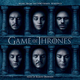 Download or print The Winds Of Winter Sheet Music Notes by Ramin Djawadi for Piano