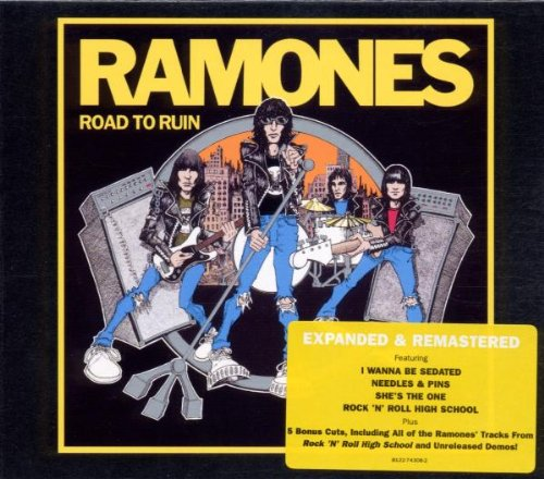 Ramones I Wanna Be Sedated profile picture
