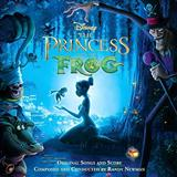 Download or print Almost There (from Walt Disney's The Princess And The Frog) Sheet Music Notes by Randy Newman for Piano