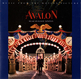 Download or print Avalon Sheet Music Notes by Randy Newman for Piano