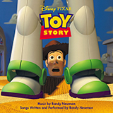 Download or print Toy Story (I Will Go Sailing No More) Sheet Music Notes by Randy Newman for Piano