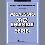 Download Randy Newman You've Got A Friend In Me (from Toy Story) (arr. Mark Taylor) - Conductor Score (Full Sheet Music arranged for Jazz Ensemble - printable PDF music score including 12 page(s)