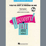 Download Randy Newman You've Got A Friend In Me (Wheezy's Version) (from Toy Story 2) (arr. Rick Stitzel) - Sheet Music arranged for Jazz Ensemble - printable PDF music score including 2 page(s)