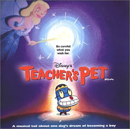 Randy Petersen Small But Mighty (from Disney's Teacher's Pet) profile picture