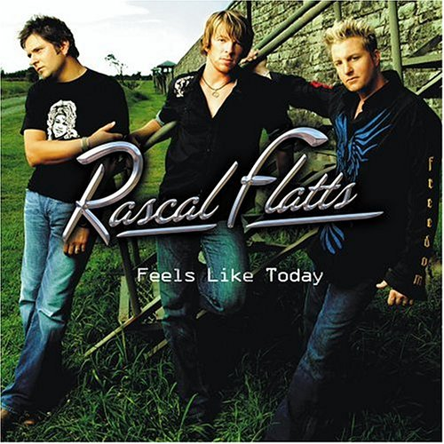 Rascal Flatts Bless The Broken Road profile picture