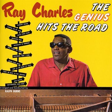 Ray Charles Georgia On My Mind pictures