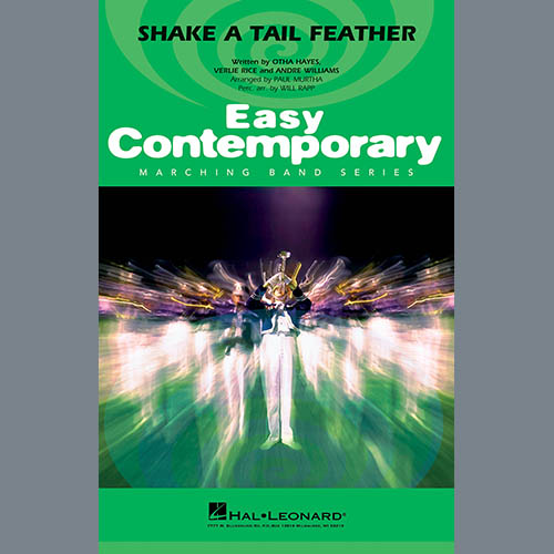 Ray Charles Shake a Tail Feather (arr. Paul Murtha) - Cymbals profile picture